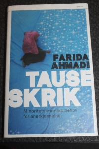 Farida Ahmadis bok Tause Skrik